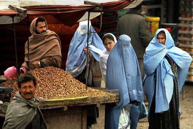 afghanske kvinner