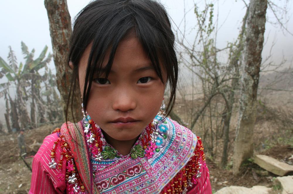 hmong jente