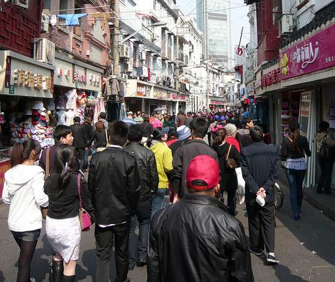 Urbanisering Kina