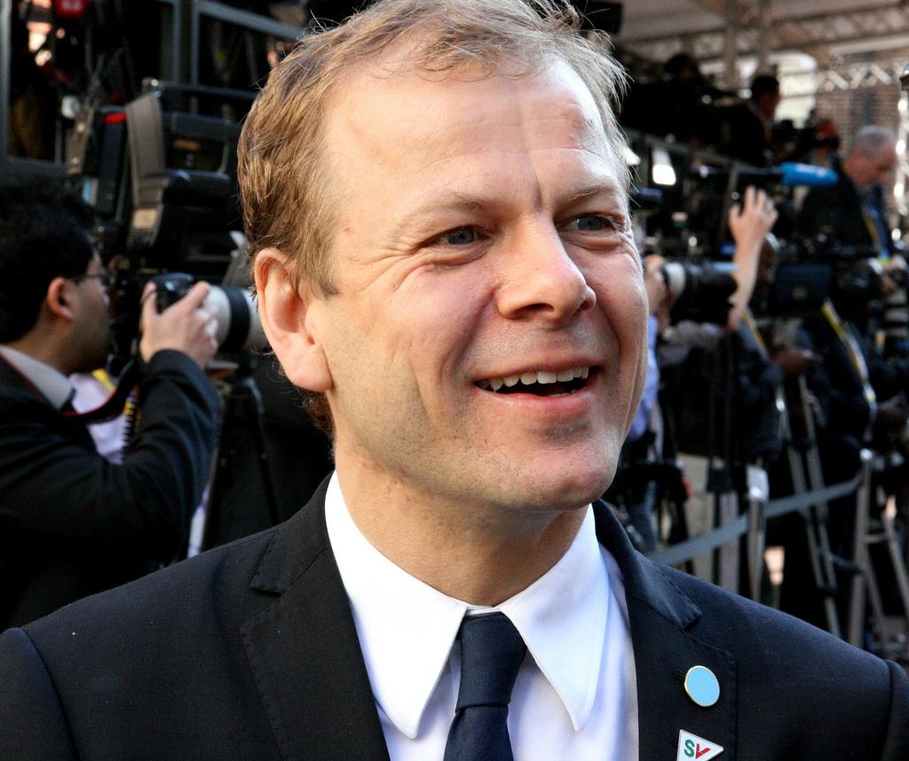 Utviklingsminister Heikki Holmås. Foto: Astrid Sehl/UD