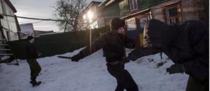 Foto: Espen Rasmussen. Bildet er hentet fra reportasjeserien.